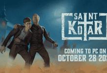 Saint Kotar naslovna slika