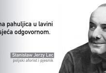 Stanislaw Jerzy Lec aforizam
