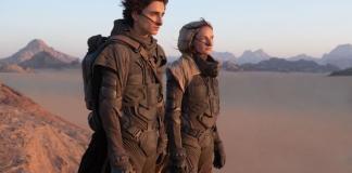 Glavni glumci u filmu Dune